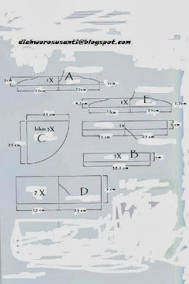Tutorial : cara gampang bikin rak display dari kardus