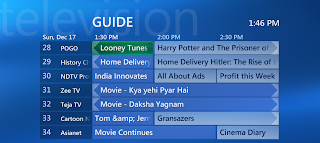 Electronic Program Guide (EPG) Coming soon on DD Direct Plus DTH Channels