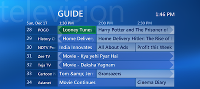 Live Program Guide (EPG) coming soon on DD Direct Plus DTH Channels