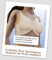 Cuidados post quirurgicos faja despues de una pexia mamaria o de busto
