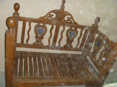 Traditional Omani GCC Furniture