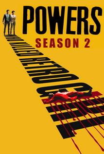 Powers – Todas as Temporadas – Dublado / Legendado