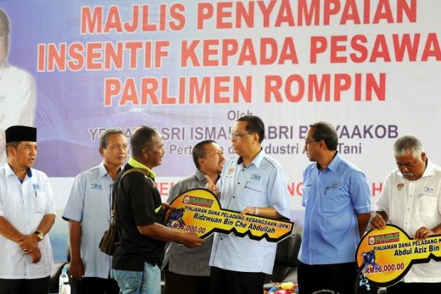 Nelayan Kuala Rompin Dapat Insentif 10 Hingga 20 Sen Setiap Kilogram Hasil Laut