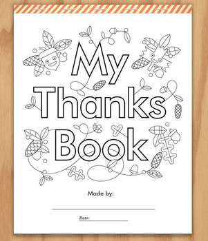 Declarative image with regard to thanksgiving printable book