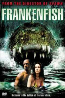 Frankenfish: la criatura del pantano en Español Latino