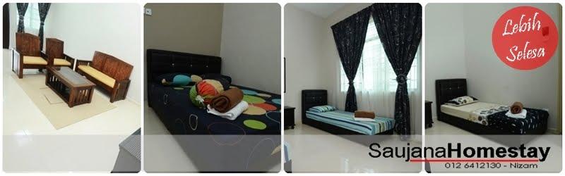 Saujana Homestay Melaka