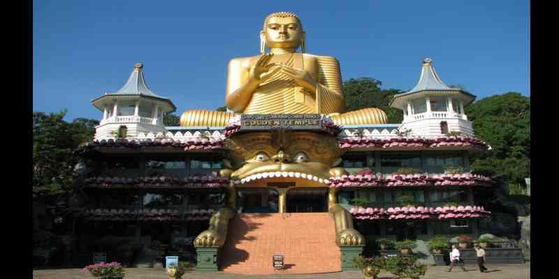 10 Tempat Wisata Paling Top di Sri Lanka