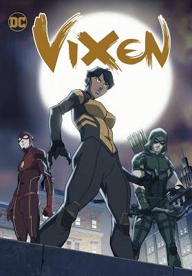 DC Vixen: The Movie (2017)