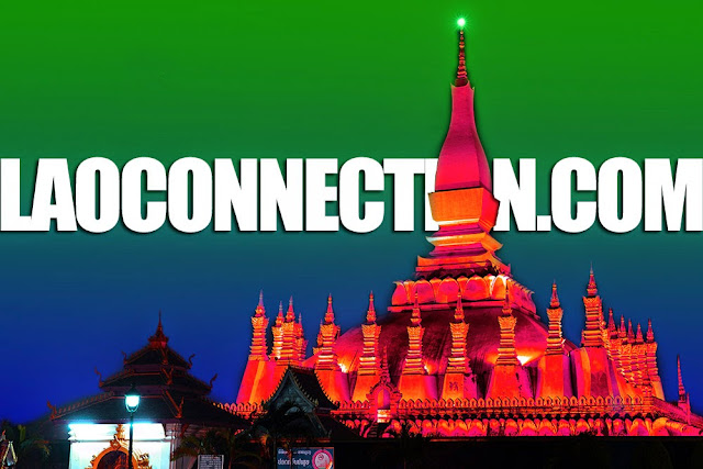 Random Awesome Image #15 - Funky Colored Tat Luang
