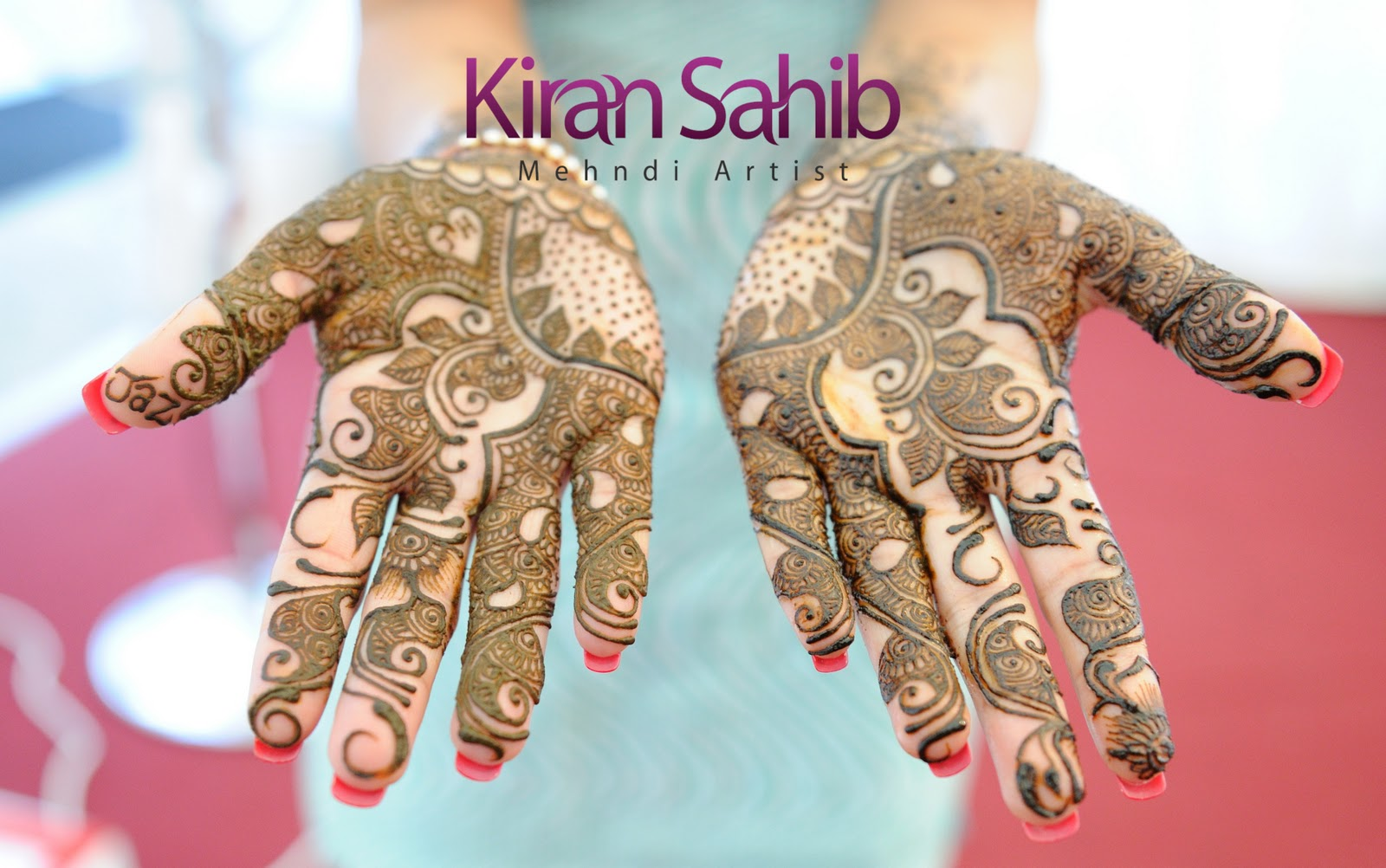 Bridal Mehndi West London : Kiran sahib mehndi artist