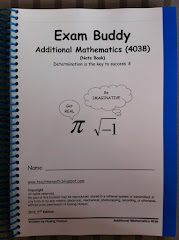 Exam Buddy (A Math) 2nd Edition 2012