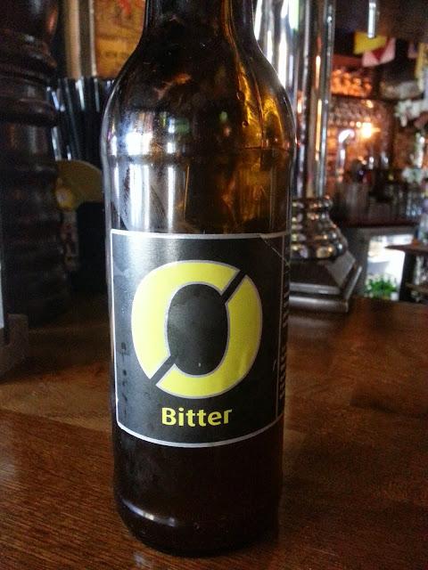бутылка Nogne Bitter