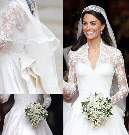 Duchess Of Cambridge Wedding Dress