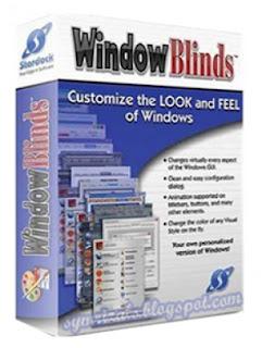 Free Download WindowBlinds 7.3 Full Version Terbaru 2012