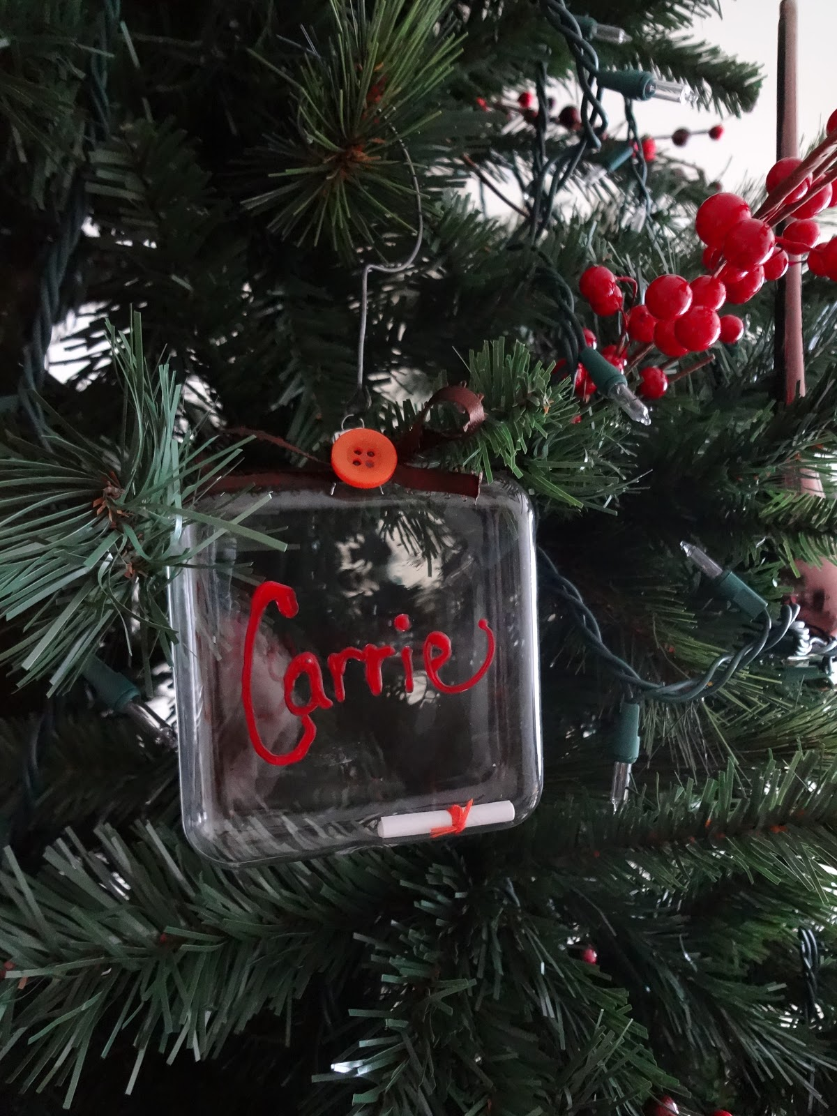 Crafty Night Owls Christmas List In An Ornament: list of christmas ornaments