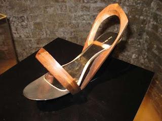 Arte + moda + calçados