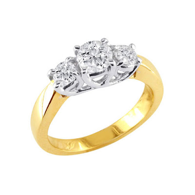 Latest Diamond Rings models
