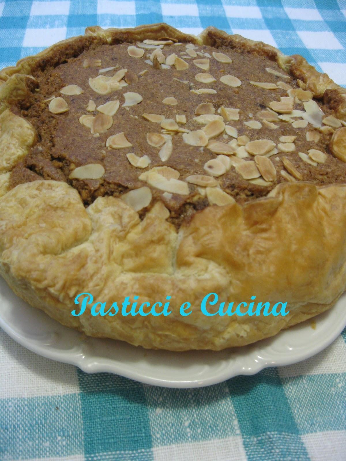 Pasticci e cucina torta russa o torta di verona - Cucina e pasticci ...