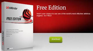 BitDefender Antivirus Free 1.0.18.1039 x86/x64