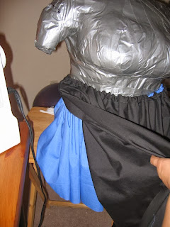 tutorial falda pick-up