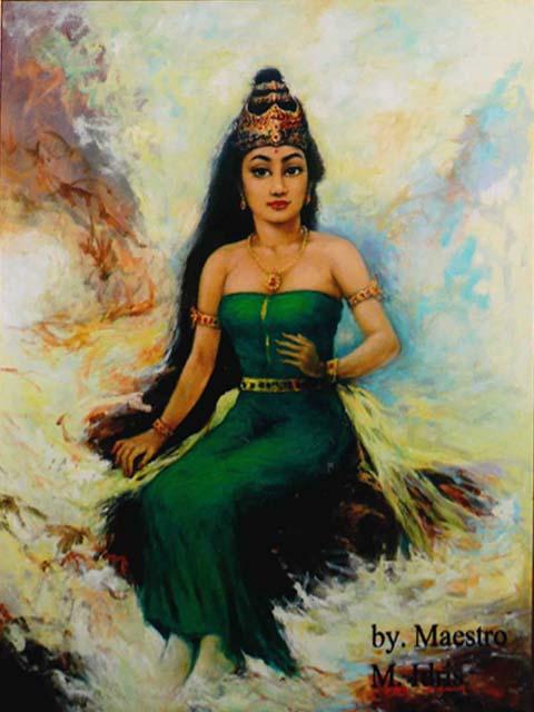 Kanjeng Ratu Roro Kidul
