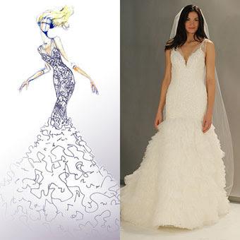 10 Vestidos de Noiva feitos sob medida...!