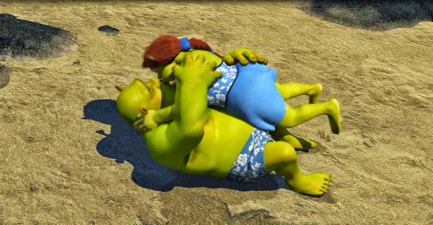 Shrek sex