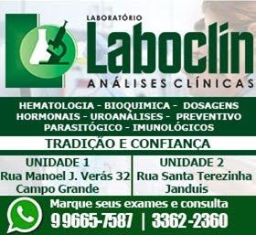 Laboclin - Campo Grande/RN