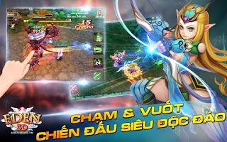 Eden 3D - Game 3D nhập vai hành động cực đỉnh