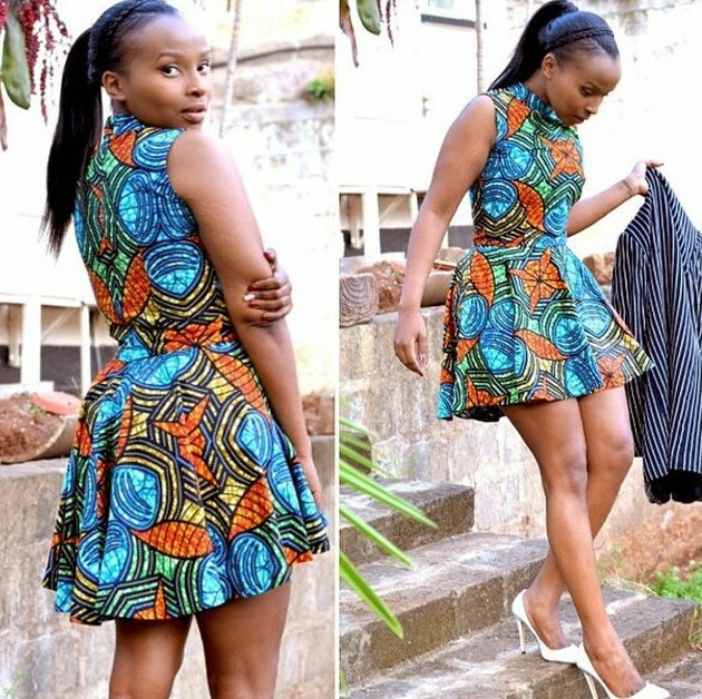 African dress designs for ladies 2014