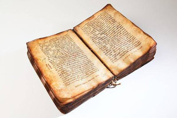 Carbon dating bible