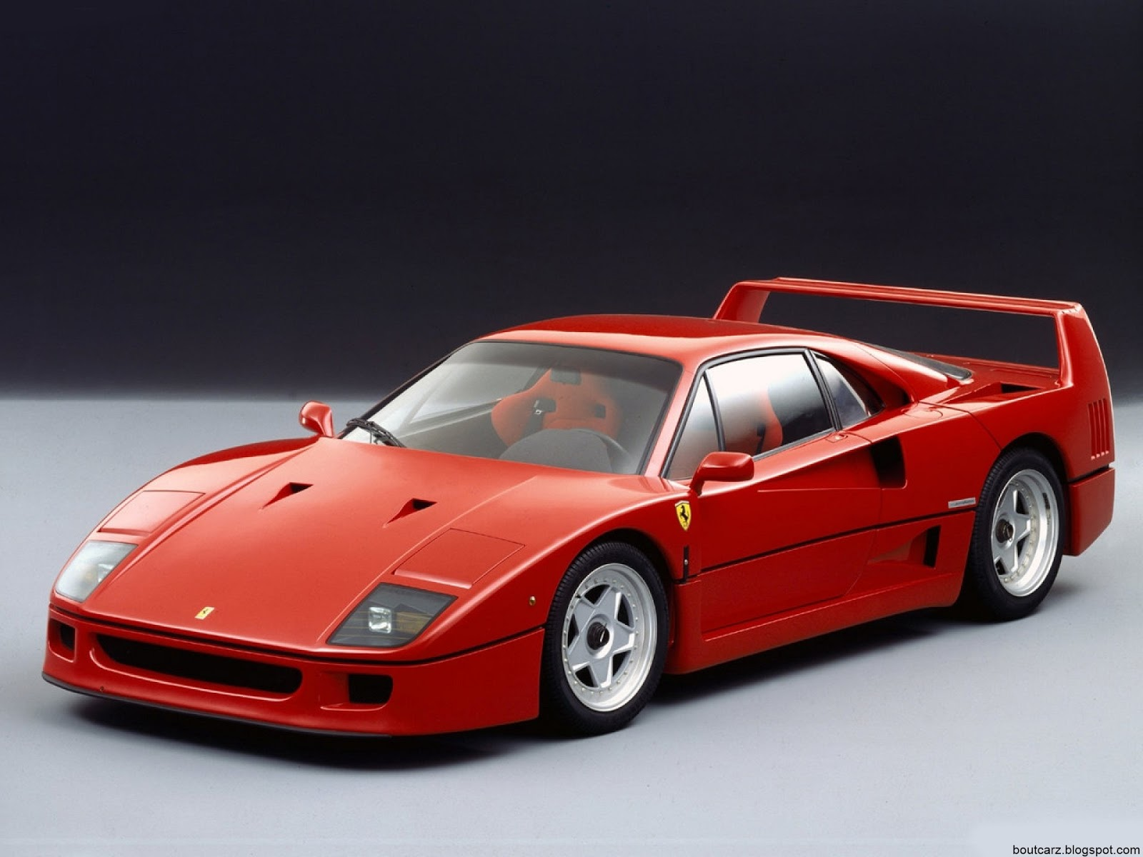 all 39 bout cars ferrari f40. Black Bedroom Furniture Sets. Home Design Ideas