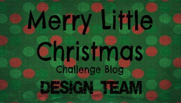 Merry Little Christmas Design Team Member