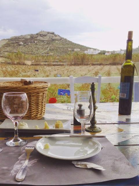 Vioma Organic Farm in Mykonos