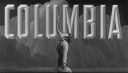 The Columbia Pictures icon loses her head at the end of Strait-Jacket