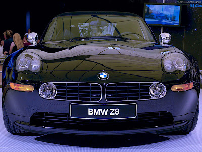 Bmw z8 car wallpapers