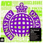 Capa do álbum Ministry Of Sound – The Annual 2014 (2013)