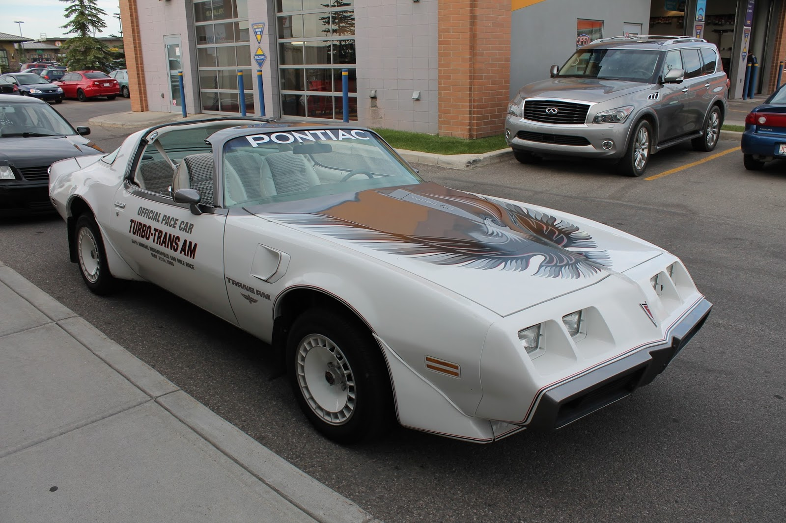 But Pontiac Knew This Day Would Come And They Had A Bold Plan To Restore Big Block Power To The Trans Am Without Big Block Fuel Economy