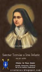 Santa Teresita del Niño Jesús y de la Santa Faz