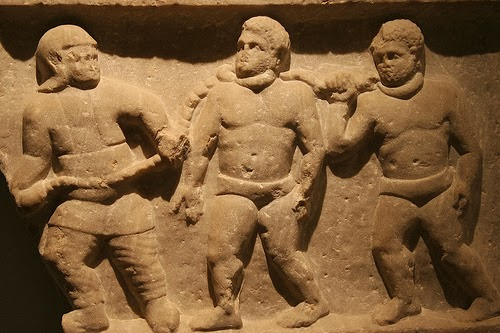 Eπίκαιρο μήνυμα από τον αρχαίο κόσμο για την δουλεία