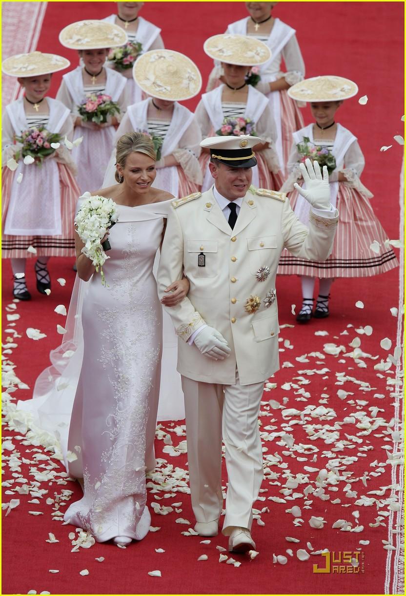 .: Prince Albert & Princess Charlene's Royal Wedding Monaco!