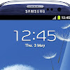 Galaxy S3 Screen View
