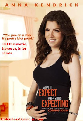 Anna Kendrick What To Expect When You're Expecting