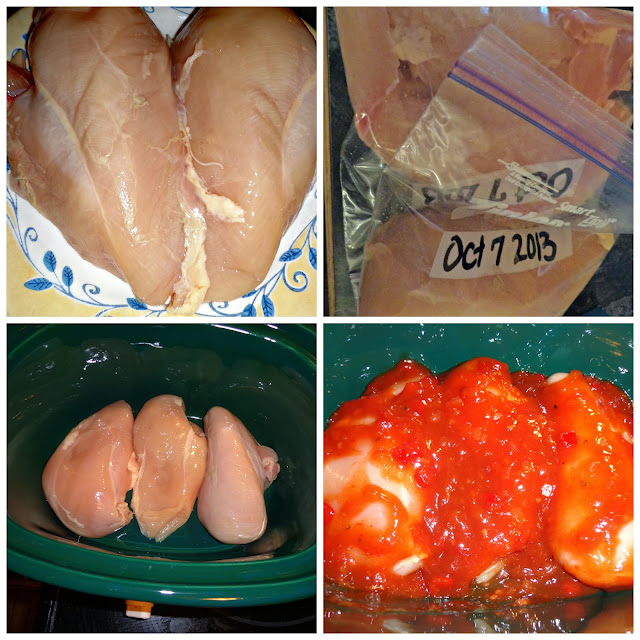 bulk shopping, chicken recipes, slow cooker recipes