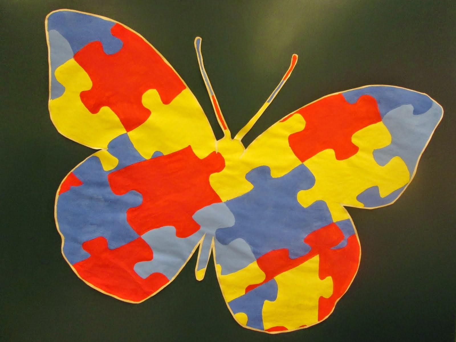 Sabiam que a nossa escola tem uma unidade para crianças com autismo? Sabe o que é o autismo?