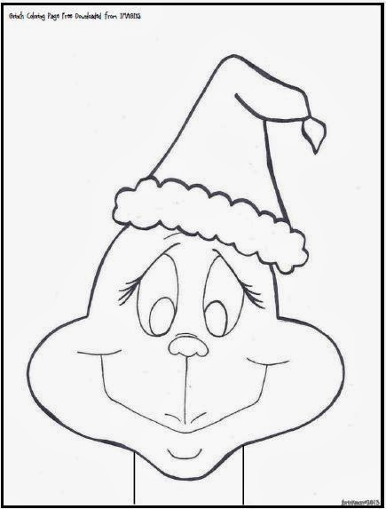 link for grinch activities - How The Grinch Stole Christmas Activities