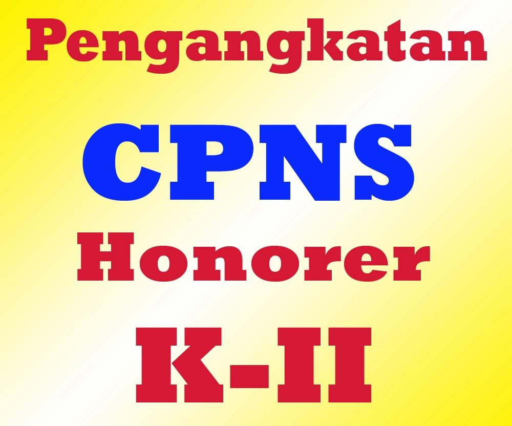 Syarat Pemberkasan NIP CPNS Honorer K2 2014