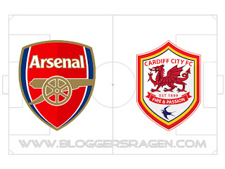 Prediksi Pertandingan Arsenal vs Cardiff City