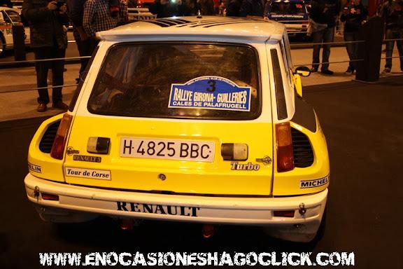 Renault 5 Maxi turbo Madrid Motor Days