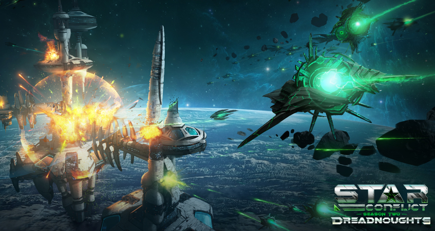 Star Conflict дредноут